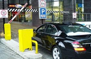 система контроля и управления доступом на парковке