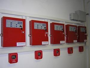 пожарная сигнализация от компании ЗЕВС